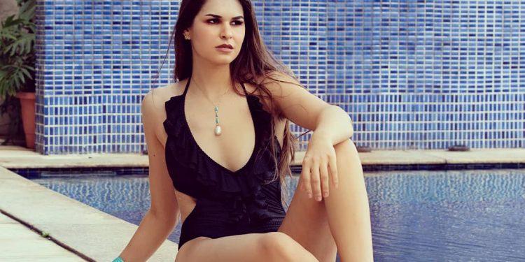 Gabriela Klitzke representa Barra de São Francisco na final do Miss Espírito Santo
